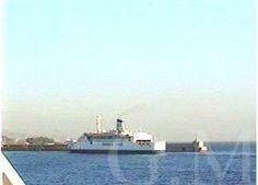 Fähre die von Villa San Giovanni in Kalabrien nach Messina Sizilien übersetzt. http://www.italien-inseln.de/messina/me.html