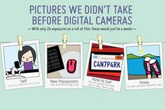 11 tipos de fotos que nao tiraríamos se fosse preciso revelar 1 filme ;) http://www.bluebus.com.br/11-tipos-de-fotos-que-nao-tirariamos-se-fosse-preciso-revelar-1-filme/