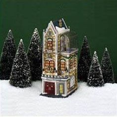 Dept 56 Christmas in the City The University Club 58945 *** Read more reviews of the product by visiting the link on the image.