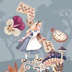 『不思議の国のアリス』の雑貨シリーズ アリス・イン・ワンダーランド - SelectShop W もっと見る