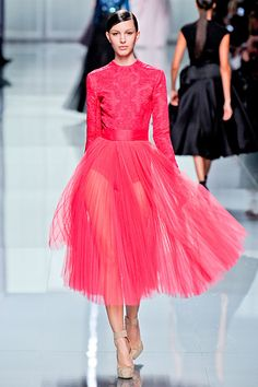 Christian Dior »  Fall 2012 RTW » - via @kennymilano If I got married I wud remix this dress!! Gorgeous !!