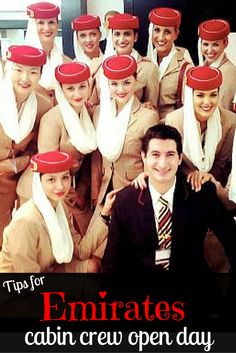 Would you like to know more about the Emirates cabin crew open day? Then check out this video I made. I hope it helps you on your journey in becoming Emirates cabin crew. Don't worry too much the Emirates cabin crew open day is not as bad as people make it out to be :)