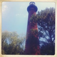 Currituck lighthouse, so pretty - to go to the outer banks and see all of the lighthouses - dream come true