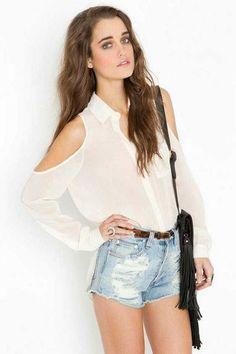 blusas de moda 2014 juveniles - Buscar con Google