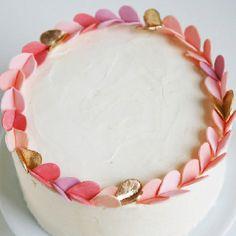 signe sugar cake decorations