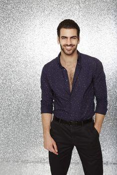 Nyle DiMarco: actor, model, and activist. Winner of ANTM and currently on Dancing with the Stars!!! Go Nyle!
