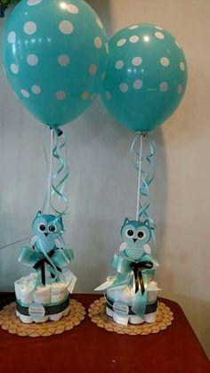 Owls party