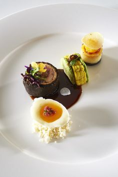 SPAIN meat dish / Bocuse d'Or 2015 | by Bocuse d'Or