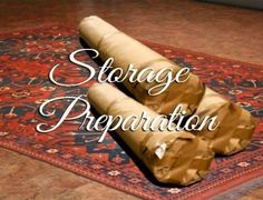 Did you know that a rug should be properly prepared for storage? This will help protect your precious rugs from damage caused by moths and rodents. We can prepare all types of rugs for storage at our facility or storage in your own home. Ask us!