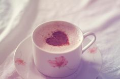 Dreamy froth . . .