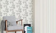 Tapet vinil copac gri bleu UN 2003 Deco 4 Walls Unplugged Walls, Curtains, Shower, Design, Home Decor, Christians, Rain Shower Heads, Blinds, Decoration Home
