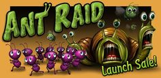 Ant Raid v1.0.0 (Android Game)