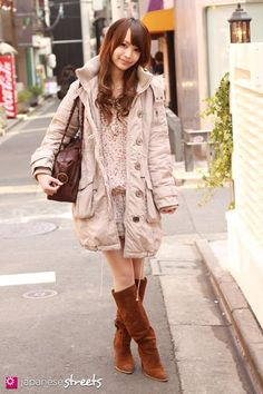 japanese fashion girl | JAPANESE STREETS: Japanese street fashion, street culture and catwalk ...