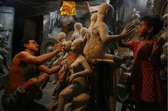 Qodro-Eternal Spirit of Durga Puja