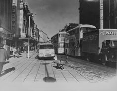 Northumberland Street 1960s
