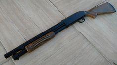 Custom Mossberg M500 «Taiwan Gun» – l'atelier de kC
