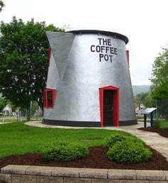 The Coffee Pot, Bedford, Pennsylvania