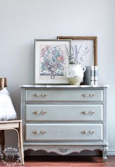 Dresser French Provincial Dresser Makeover Fusion Inglenook How Exactly Do Septic Tanks Work? A sewe Refurbished Furniture, Repurposed Furniture, Shabby Chic Furniture, Rustic Furniture, Painted Furniture, Bedroom Furniture, Furniture Nyc, French Furniture, White Furniture