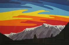 roy henry vickers - Google Search Aboriginal Artists, Indigenous Art, Canadian Artists, Native Art, First Nations, Rug Hooking, Famous Artists, Photo Illustration, Landscape Art