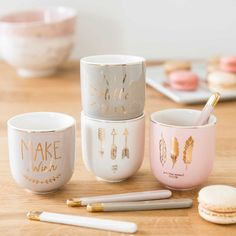 cute mugs pink Check out these coffee mugs that you should really buy Cute Coffee Mugs, Cute Mugs, Coffee Cups, Tea Cups, Coffee Coffee, Pretty Mugs, Tea Party, Home Accessories, Decoration