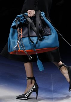 2969f5ca810e Stylish Handbags, Designer Bags, Versace, High Fashion, Totes, Bags, Couture