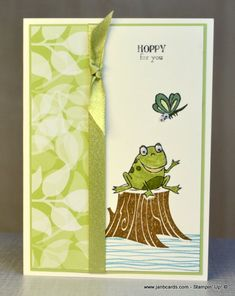 JanB Cards - Independent Stampin' Up! Happy Birthday Cards, Birthday Greetings, Baby Cards, Kids Cards, Sympathy Cards, Greeting Cards, Coffee Cards, Stamping Up Cards, Congratulations Card