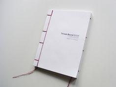 Thread-Bound Book on Behance