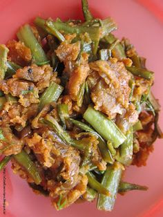 @ Best Maharashtrian Recipes : Gawar with Besan