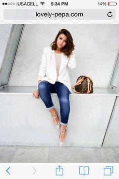 Casual look !!! Alexandra Pereira