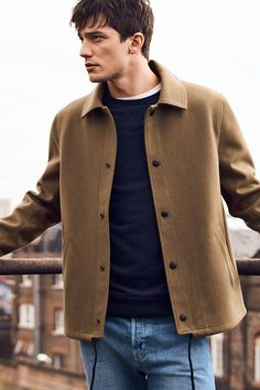 When it has to do with determining the total caliber of the jacket, checking out the other pieces of the … Stylish Men, Men Casual, Smart Casual, Norfolk Jacket, Outfits Hombre, Vintage Man, Casual Outfits, Fashion Outfits, Sharp Dressed Man