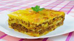 Musaca de cartofi | JamilaCuisine - YouTube Healthy Dinner Recipes, Cooking Recipes, Vegan Challenge, Good Food, Yummy Food, Romanian Food, Romanian Recipes, Carne Picada, Vegan Meal Prep
