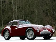 1948 Alfa Romeo 6C 2500. I accidentally put this on my yum food board--but not too far off! jt.