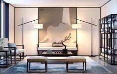 Chinese Interior, Asian Interior, Interior Styling, Interior Design, Asian Design, Chinese Design, Chinese Style, Modern Asian, Chinese Furniture