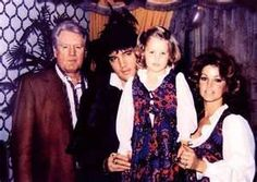 """Lisa Marie said her parents were always so loving and caring toward one another. Nothing had really changed...it just felt like the """"norm"""". She did not realize they had divorced until after Elvis' passing; at which time Priscilla told her because of all the publicity that followed."""