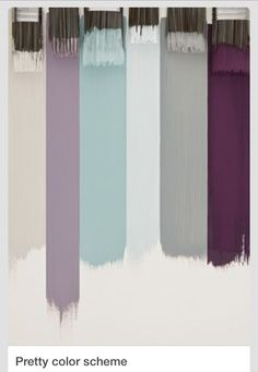 Master bedroom color scheme?