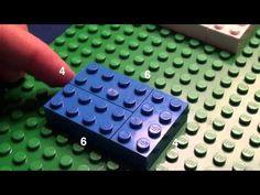 Lego math area perimeter with lego blocks Lego Math, Math Classroom, Math Games, Math Activities, Math Songs, Maths Area, Area And Perimeter, Math Measurement, Fourth Grade Math