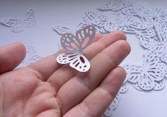 Papier-Schmetterlinge