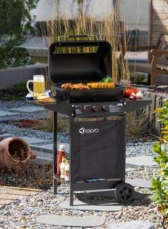 """Tepro """"Irvine"""" Lavasteingasgrill - Gasgrills bilden im """"Outdoor Cooking"""" einen Mittelpunkt und somit heißt es, genießen und entspannen mit der richtigen Technik! https://www.plus.de/p-1093822000?RefID=SOC_pn"""