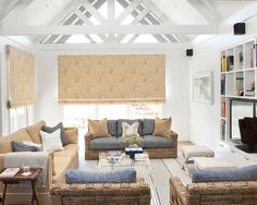 Traditional Spaces Beach Cottage Navy And White Design, Pictures, Remodel, Decor and Ideas - page 4