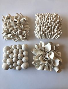 Pottery Sculpture, Sculpture Clay, Wall Sculptures, Lily Images, Cactus Images, Mushroom Images, Calla, Small Tiles, Clay Art