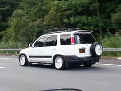 stanced honda crv - Google Search