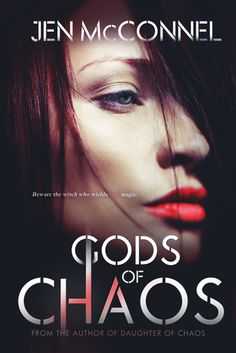 Gods of Chaos - Jen McConnel, https://www.goodreads.com/book/show/23344352-gods-of-chaos?from_search=true