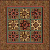 Jo Morton quilt...love the primitive look. Have the material and the pattern....now need the time to do it