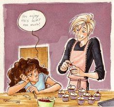 Draco's Secret Hobby by CaptBexx on DeviantArt