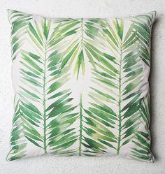 UNC - Cushion Jungle - cotton - 45 x 45 cm, filled