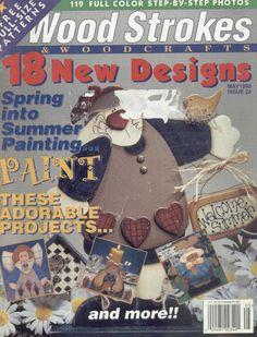 Wood Strokes No.28 - Adhdy Millán - Álbuns da web do Picasa...THIS IS A FREE BOOK!!