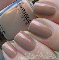 Barielle I Got A Headache, Nude & Naughty Nail Polish Collection
