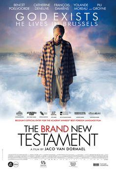 The Brand New Testament (2015) ✭✭✭✭½
