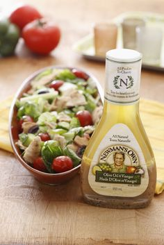 """I guess all the products are all-natural?  But this is my favorite because it's so simple!  Compare to other dressings that usually have an ingredient """"(used to protect quality.)"""""""