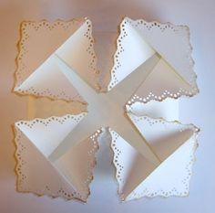cool folding card